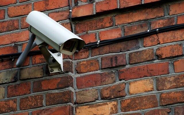 Kamera IP - tlo